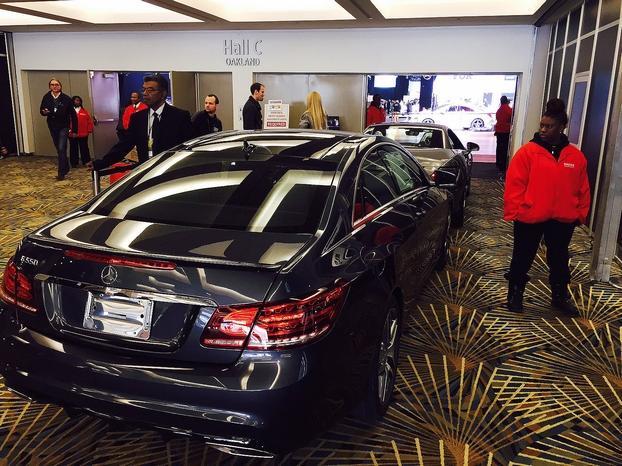 Salonul Auto de la Detroit