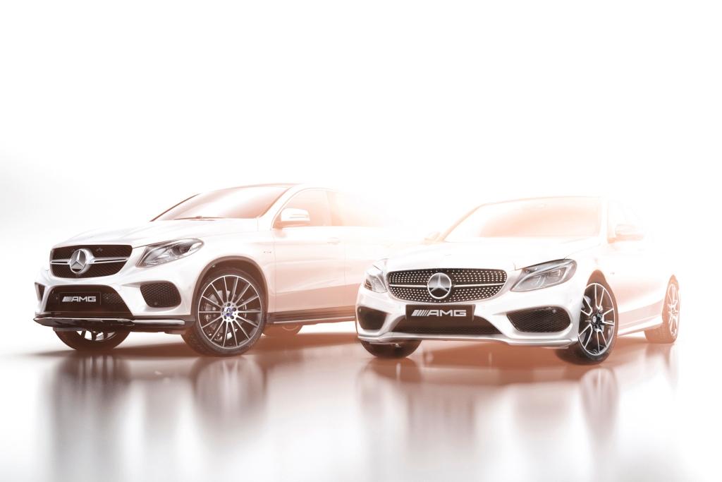 Mercedes AMG Sport Line