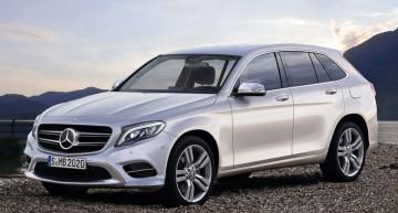 Primele fotografii cu Mercedes GLC/GLC Coupe