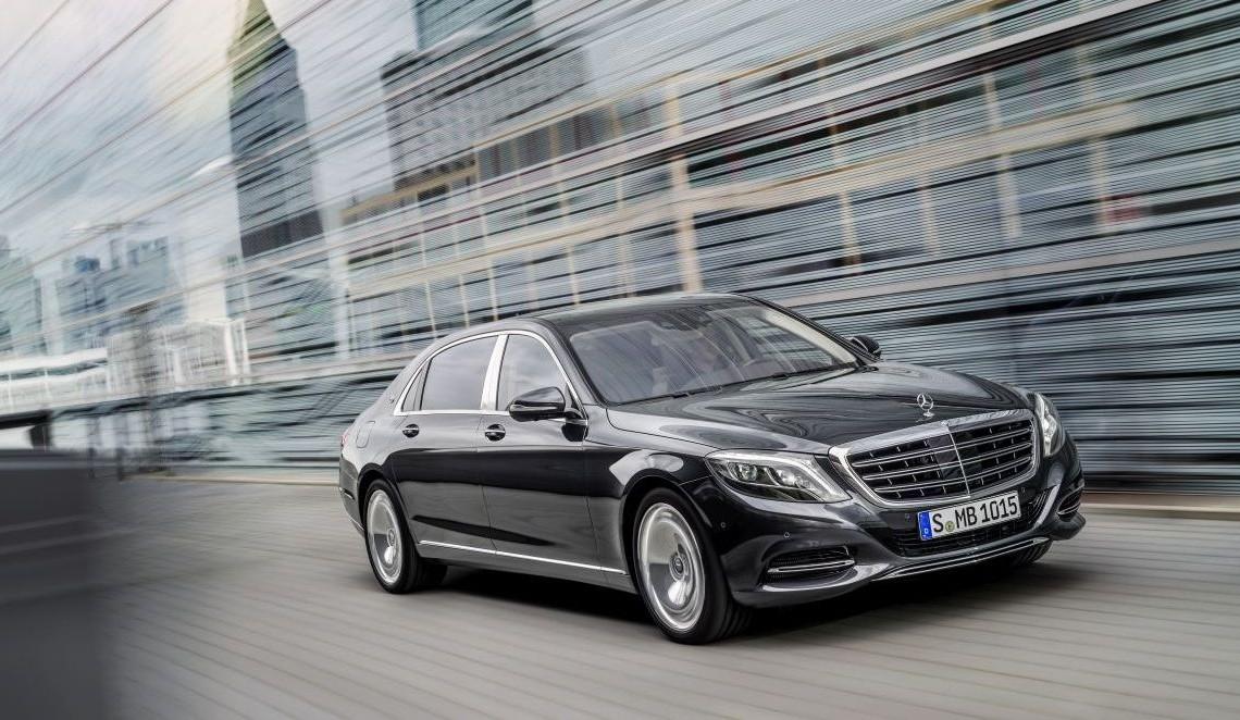 Mercedes-Maybach redefinește luxul în Santa Barbara (video)