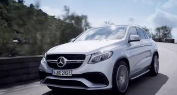 Mercedes-Benz anticipează noul AMG GLE 63 Coupe. VIDEO