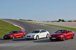 BMW Seria 6 Facelift strălucește la Detroit