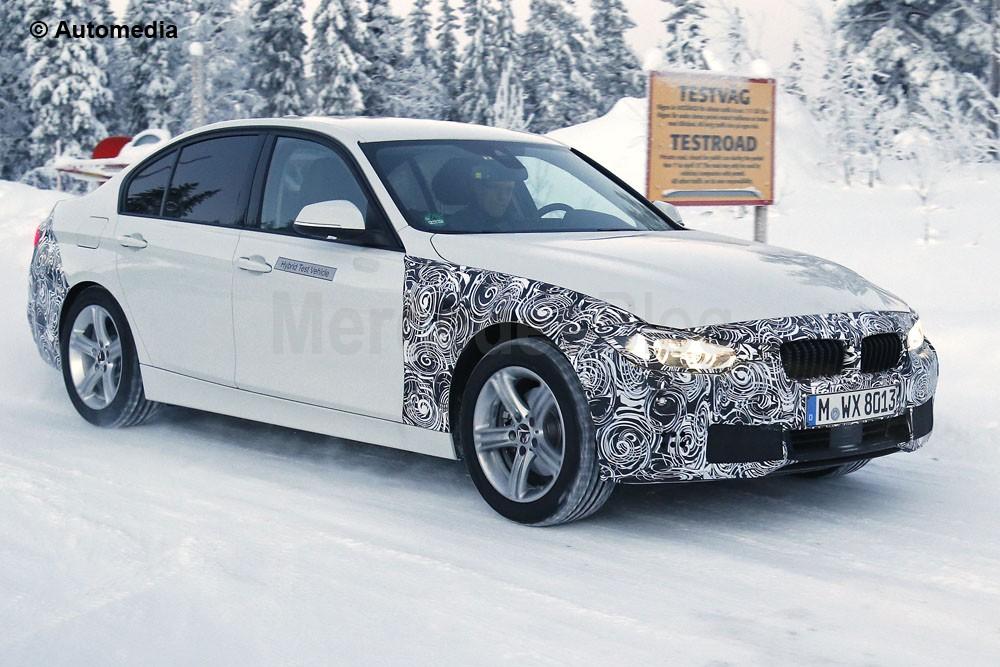 BMW lucrează la un facelift discret pentru Seria 3