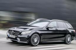 Mercedes-Benz C 450 AMG Sport se dezlănțuie la Detroit, cu 367 CP