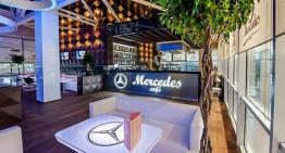 Cafeneaua Mercedes-Benz –  Aroma brand-ului