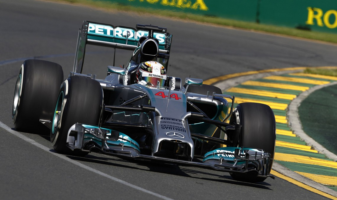 Mercedes va prezenta noul monopost F1 W06 Hybrid