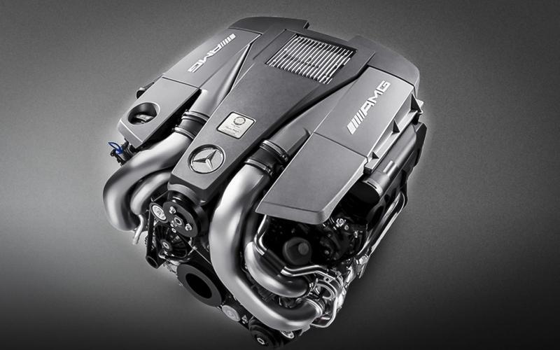 Motorul V8 Mercedes-AMG de 5.5 litri va dispărea în 2016