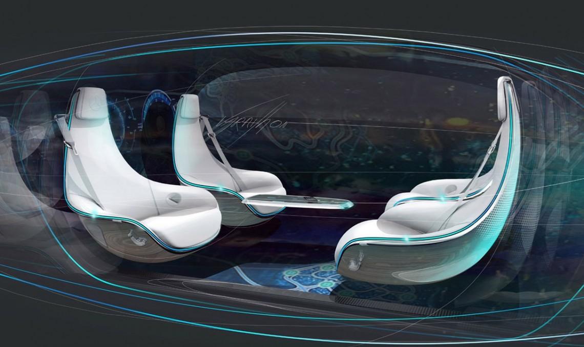 LIVE: Mercedes-Benz la Consumer Electronics Show 2015