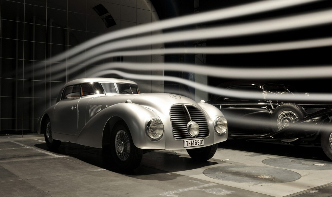 Mercedes-Benz Classic, o prezență cu stil la Retromobile 2015