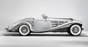 TOP 7 cele mai frumoase modele Mercedes-Benz construite vreodată