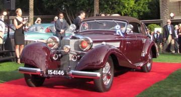 Mercedes din 1937, Best in Show