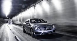 Noul Mercedes-Benz Clasa C – acum, și cu un nod în papură