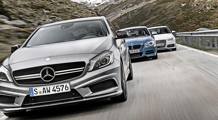 Mercedes este din nou numărul 1, depășind Audi și BMW în iulie
