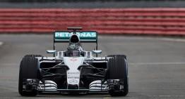 Acesta este noul monopost Mercedes F1 W06 Hybrid
