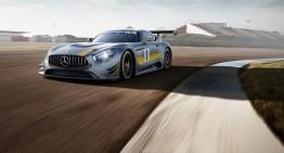 Primul video cu Mercedes-AMG GT3 – Pe locuri, fiți gata, start!