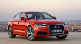 Noul Audi A4 se pregătește pentru lansarea din toamnă – poze spion