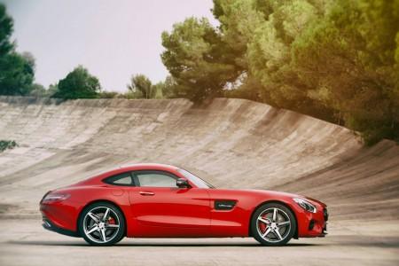 Autodrome Sitges Barcelona AMG GT S