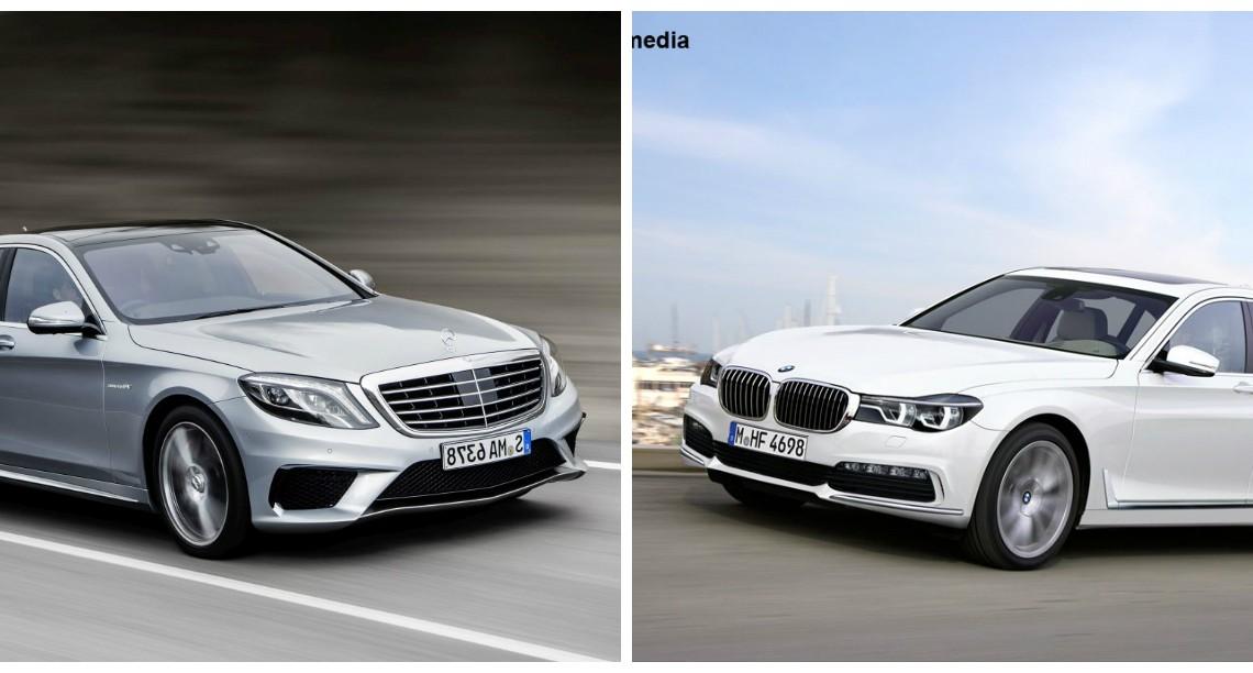 Noul Sprinter 2018 >> Înfruntarea titanilor: noul BMW Seria 7 vs Mercedes Clasa S - MercedesBlog.ro