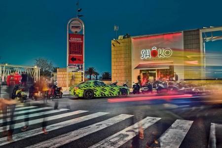 Barcelona Spain AMG GT S