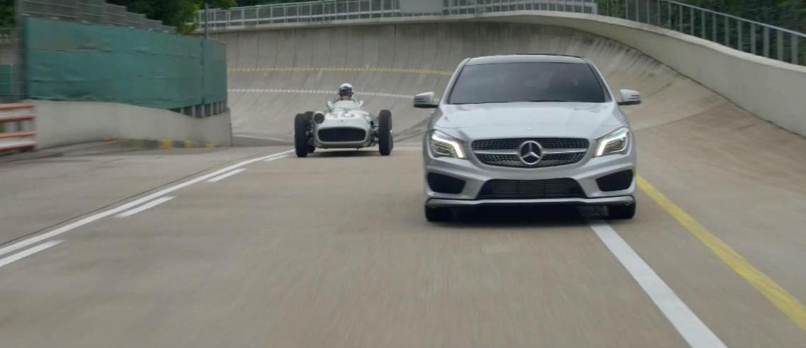 CLA şi Mercedes-ul de 30 de milioane al lui Juan Manuel Fangio