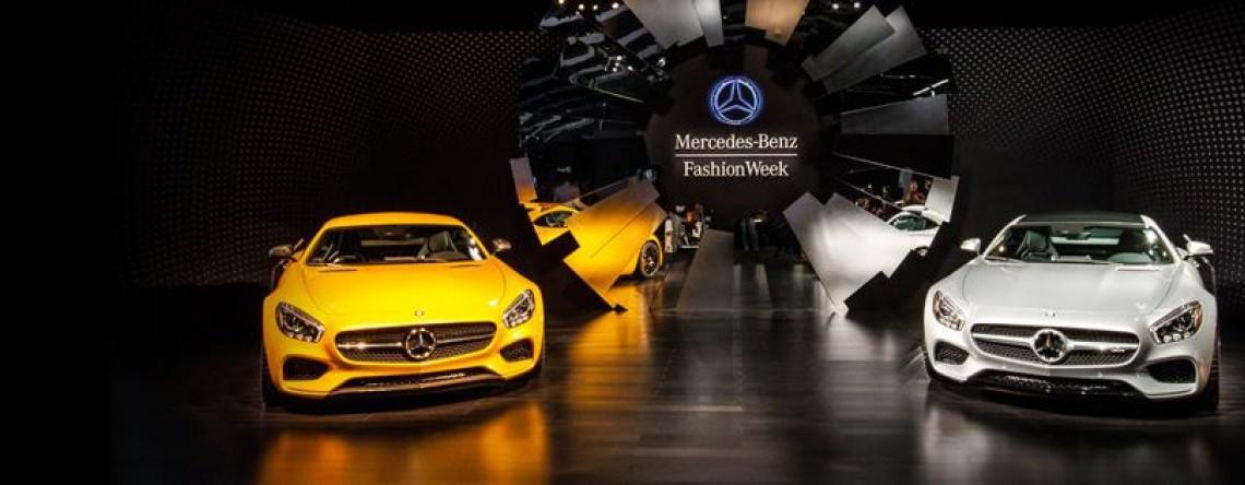 Cursa spre podium cu un Mercedes, la Săptămâna Modei de la New York