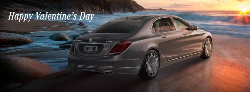 Mercedes-Benz Valentine's Day