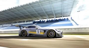 Mercedes-AMG GT3: Imagini noi cu interiorul mașinii
