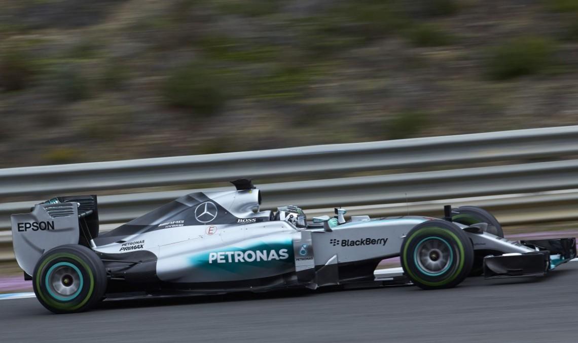 Primul episod F1 2015: Teste la Jerez