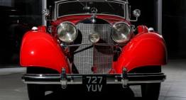 Diamantul Țiriac Collection: Mercedes-Benz 540 K Cabriolet A
