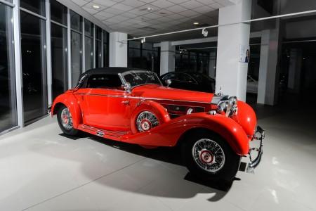 Mercedes-Benz 540 K Cabriolet A (002)