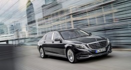 Rolls-Royce refuză să accepte Mercedes-Maybach drept rival veritabil