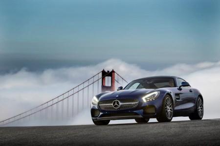 San Francisco AMG GT S