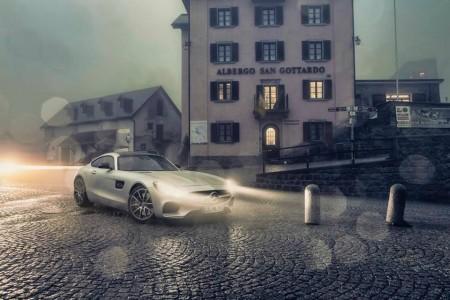Switzerland AMG GT S
