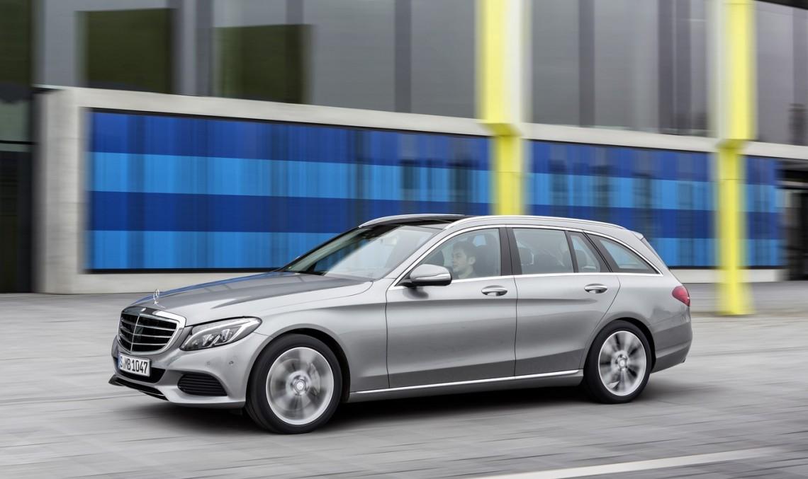 Mercedes-Benz dezvăluie prețurile pentru noul C 350e plug-in hybrid