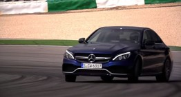 Video: Chris Harris despre noul Mercedes-Benz C 63 AMG