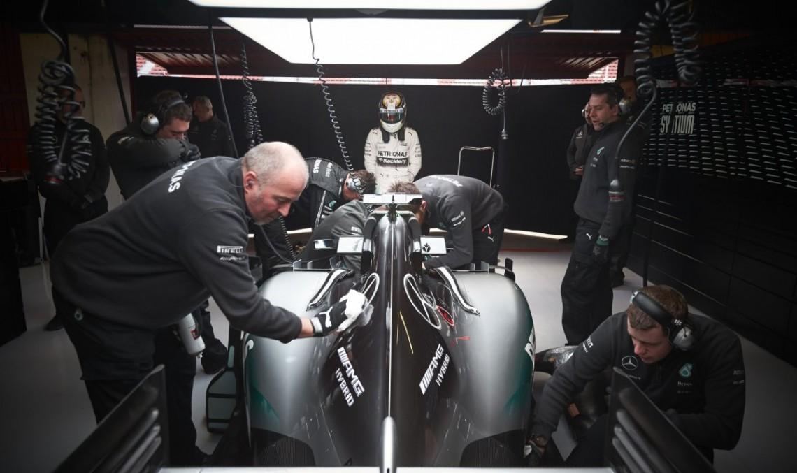 Teste F1 Barcelona – Record după record