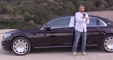 VIDEO: Mercedes-Maybach S 600 testat în Santa Barbara de Ausfahrt.tv