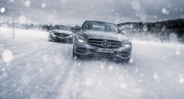 Mercedes-Benz Winter Driving Event – Control, nu risc!