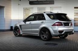 TopCar ne arată partea întunecată din Mercedes-Benz ML 63 AMG