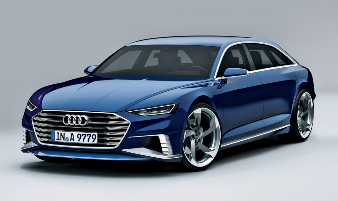 Conceptul Audi Prologue Avant anunță un rival pentru CLS Shooting Brake