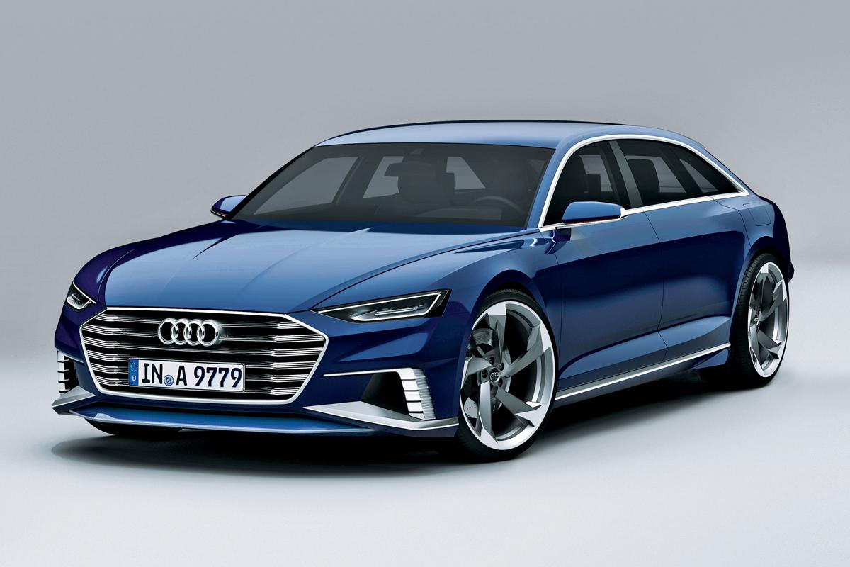 Conceptul Audi Prologue Avant Anunță Un Rival Pentru Cls