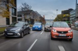 """Auto Motor und Sport: smart Forfour în """"cvartetul urban"""""""