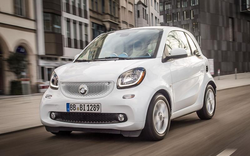 Cât de bun este Smart ForTwo cu transmisie Twinamic cu dublu ambreiaj? Primul test făcut de Autocar