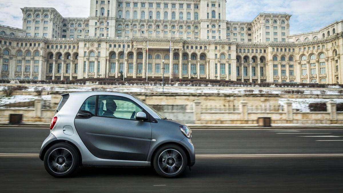 Test Smart Fortwo 1 0 71 Cp Mercedesblog Ro