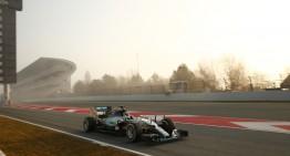 Teste F1 Barcelona – primele două zile