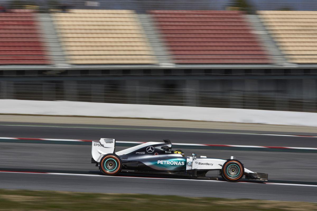 teste barcelona F1 2015 3