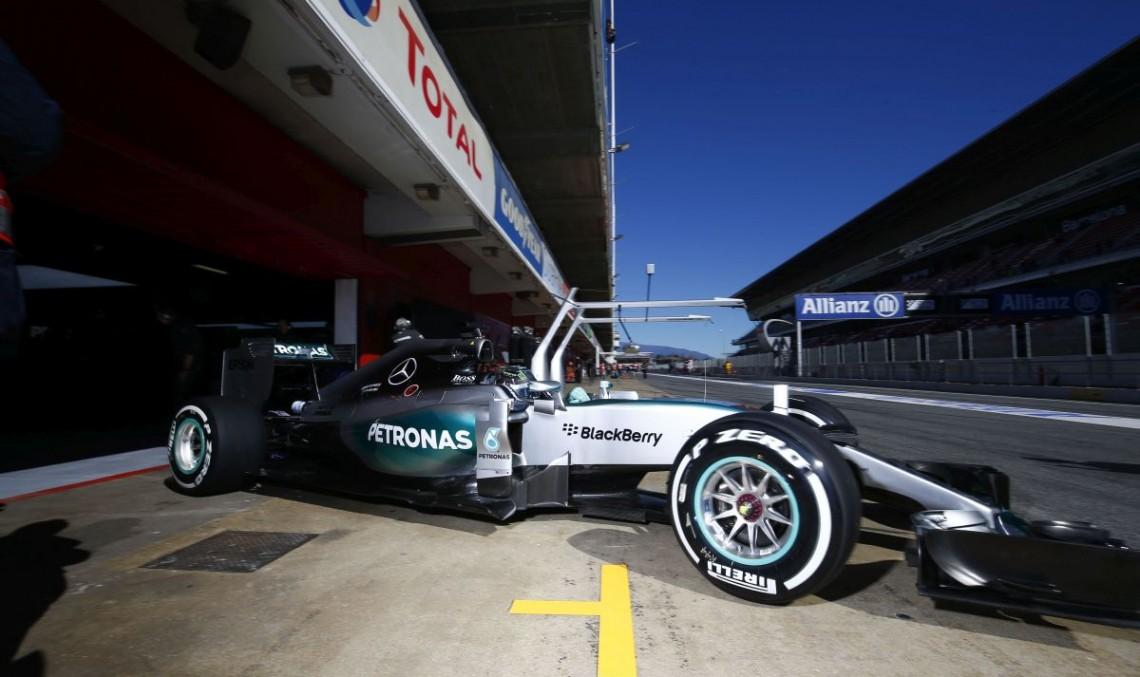 Teste F1 Barcelona – un spectacol complet