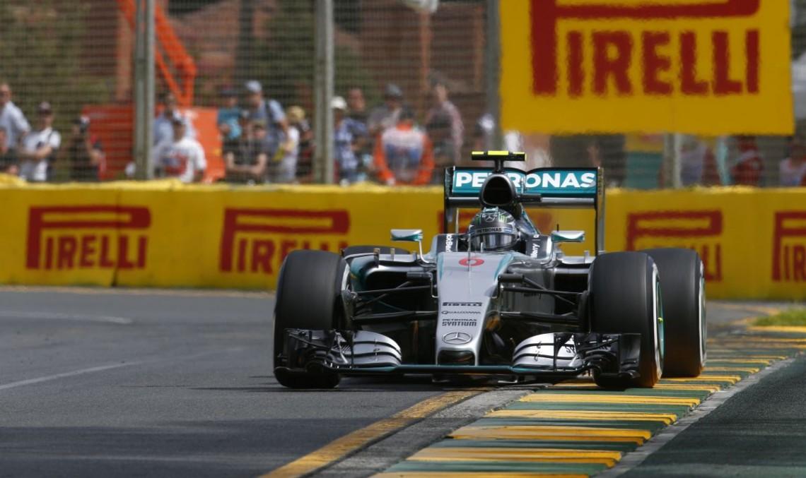 F1 Australia: Mercedes reușește dubla