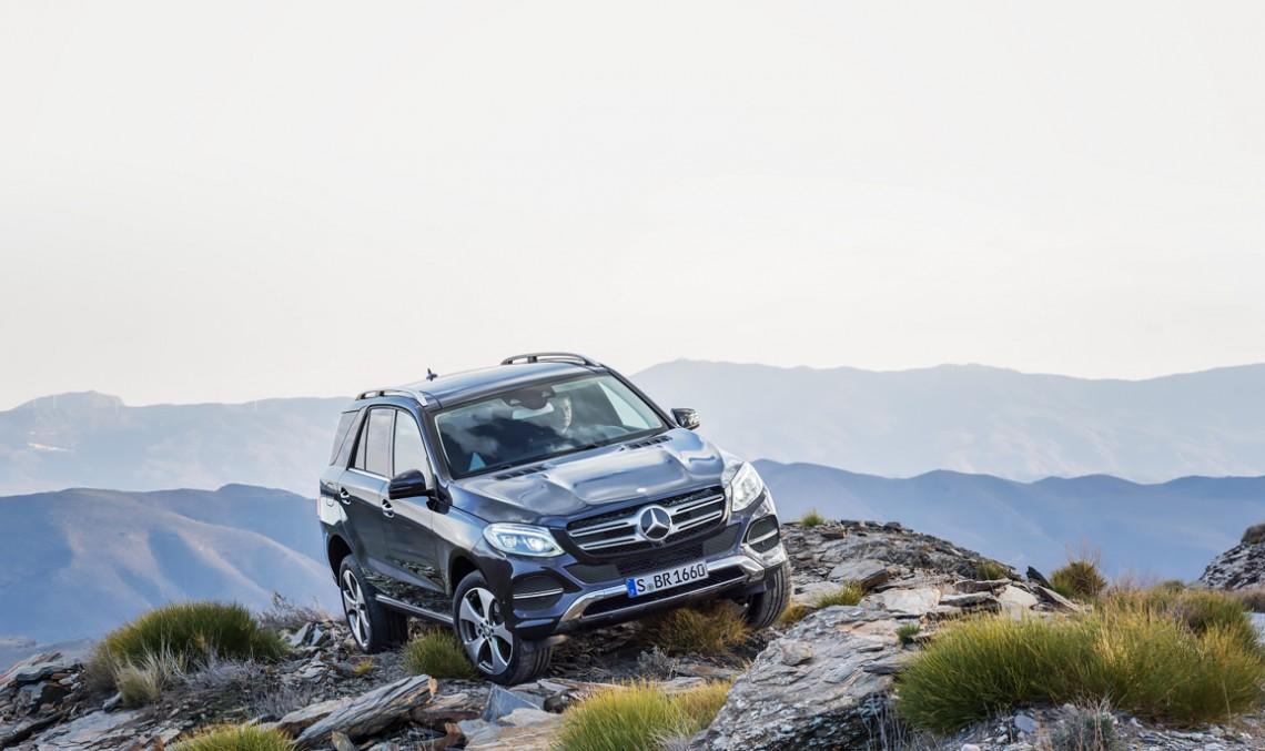 Breaking news: Primul video cu noul Mercedes-Benz GLE