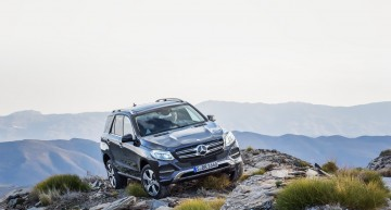 Breaking news: Primul video cu noul Mercedes-Benz GLE